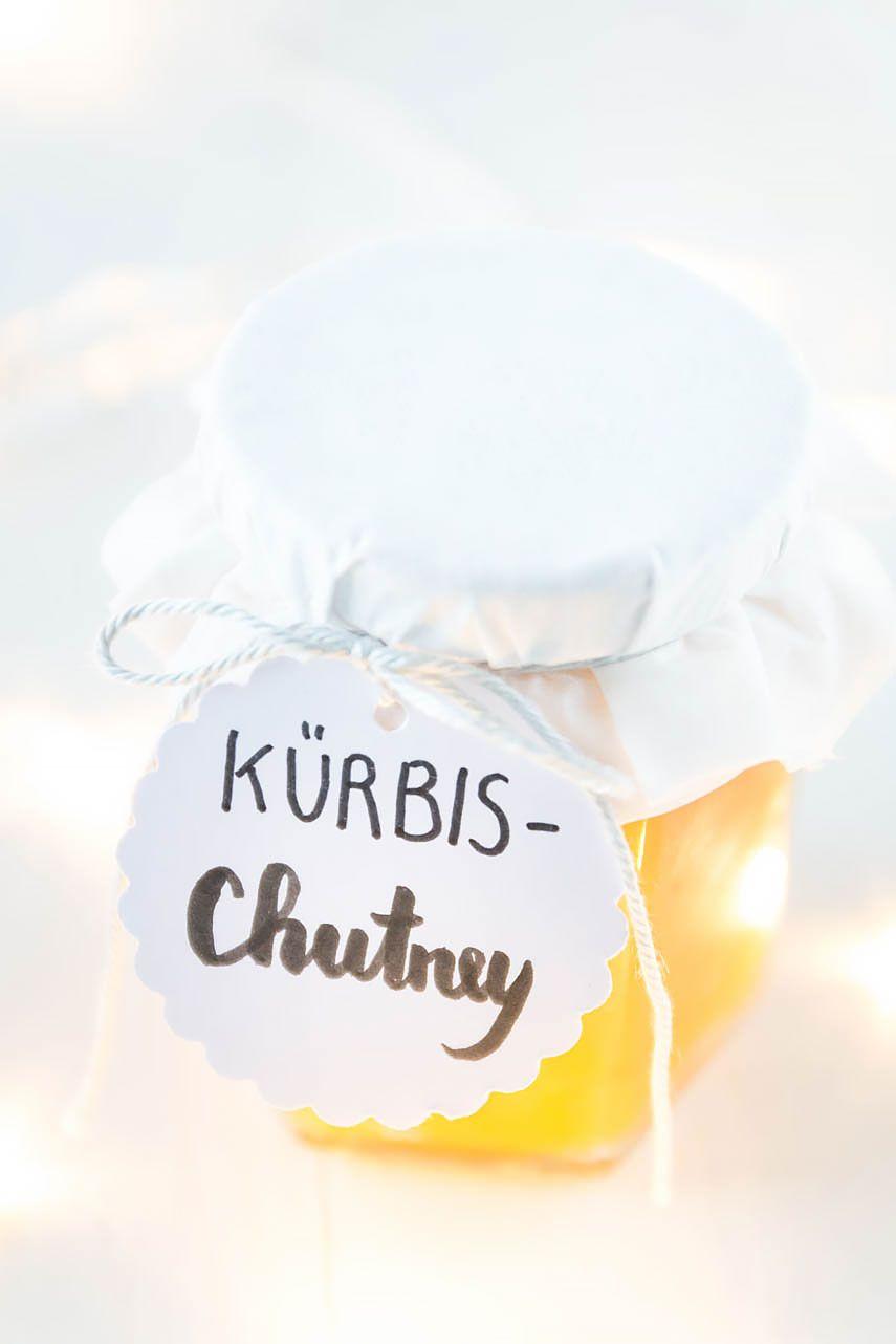 18* Selbstgemachtes Chutney - ein leckeres last-minute Geschenk ...