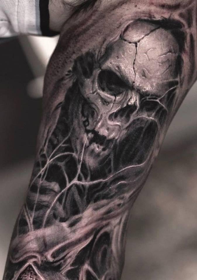 41++ Tatouage representant la mort trends