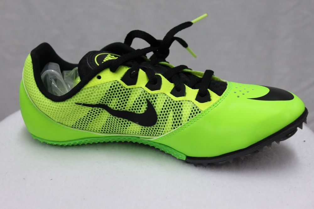 new products bfb6a 15b53 Nike Zoom Rival S 7 Track Sprint Cleats Shoes Spikes Men s Women s MSRP  65  NEW  Nike  Spikes