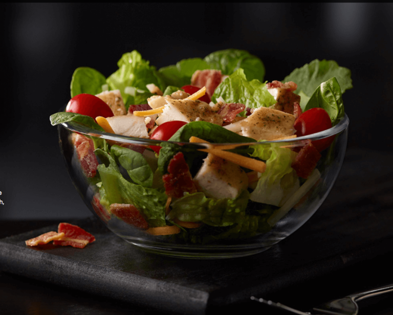 The Healthiest Menu Items You Can Order At McDonald's