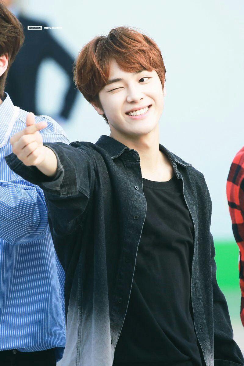 Haknyeon Joo Haknyeon Boy Groups Handsome Boys