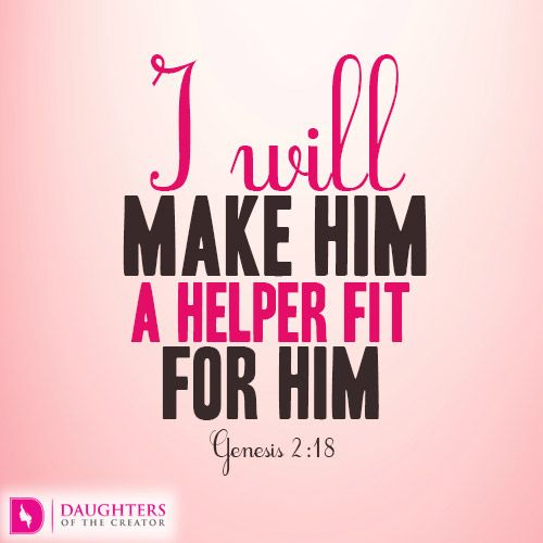 Daily Devotional -A Helping or Hurting Wife: http://daughtersofthecreator.com/a-helping-or-hurting-wife/