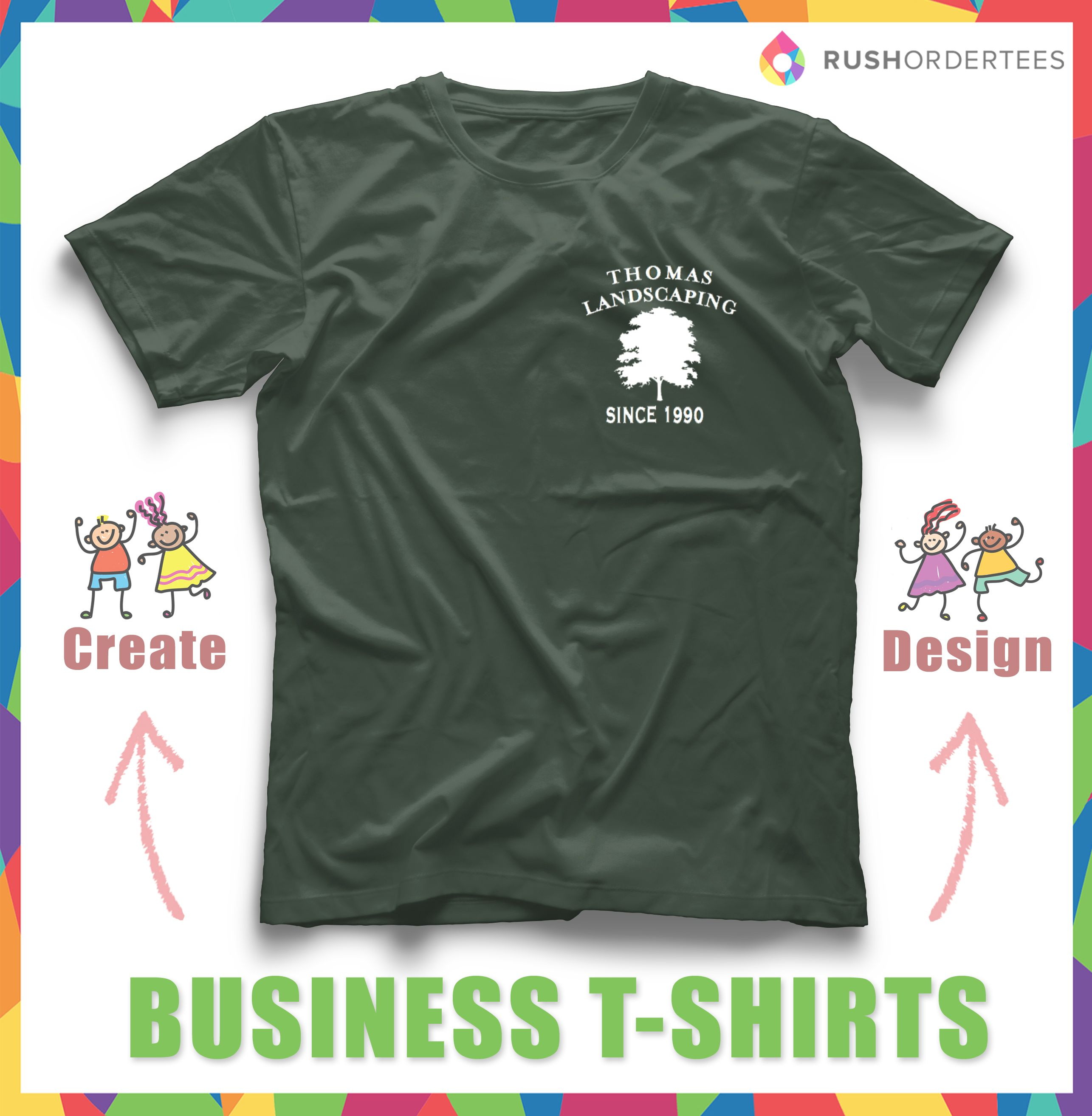 Landscaping Business Tshirt Idea Fun Ideas For