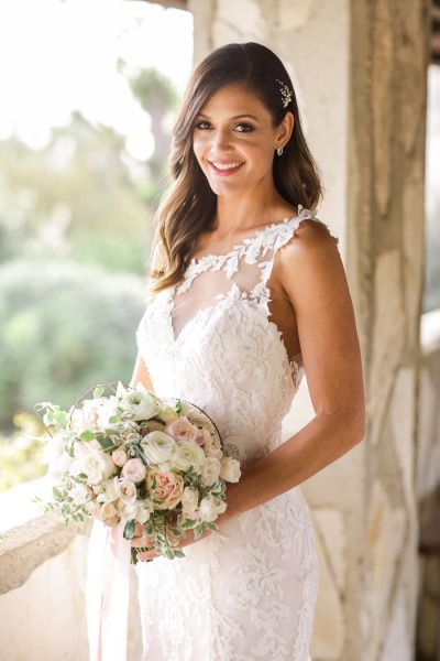 Desiree Hartsock Chris Siegfried S Bachelorette Wedding Lace Bridal Gown Bridal Gowns Ball Gowns Wedding