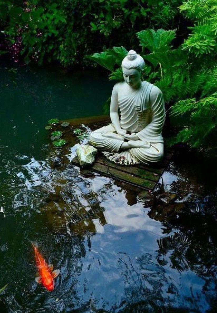 Bettwã Sche Buddha Design