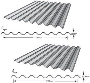 Roofing Profiles Select Metal Roofing Roofing Metal Roof Roofing Options