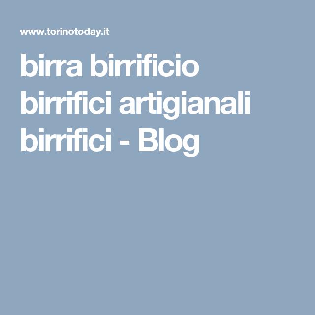 birra birrificio birrifici artigianali birrifici - Blog