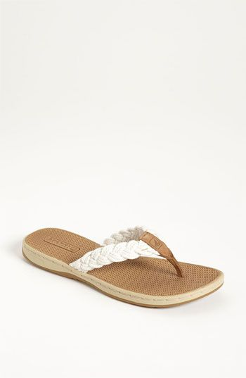 a5d2b444988a5d Sperry Top-Sider®  Tuckerfish  Flip Flop (Women) available at  Nordstrom   33.46