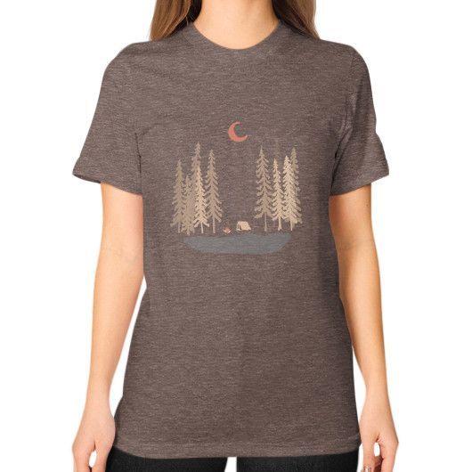 Feeling Small...Unisex T-Shirt (on woman)