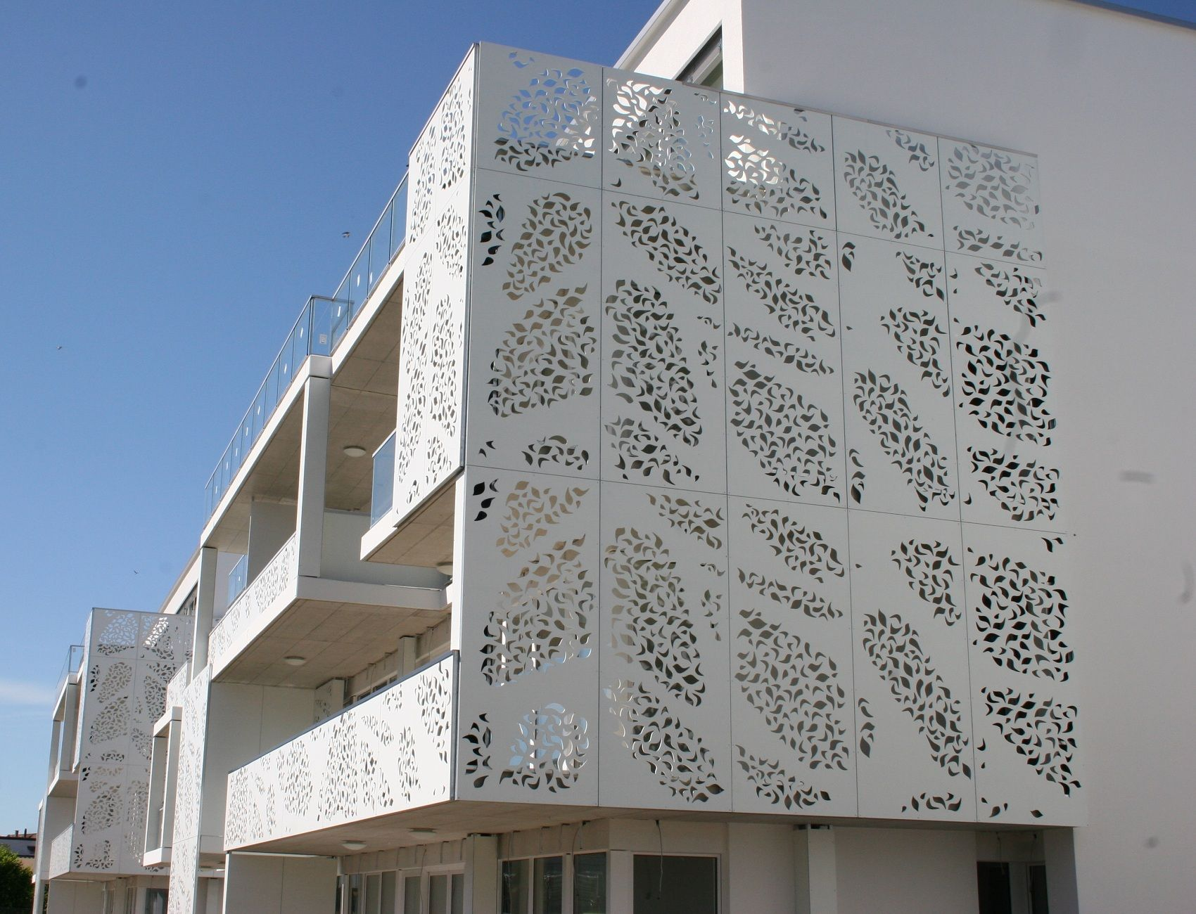 Bruag Cellon Facade System Architecture Decorative