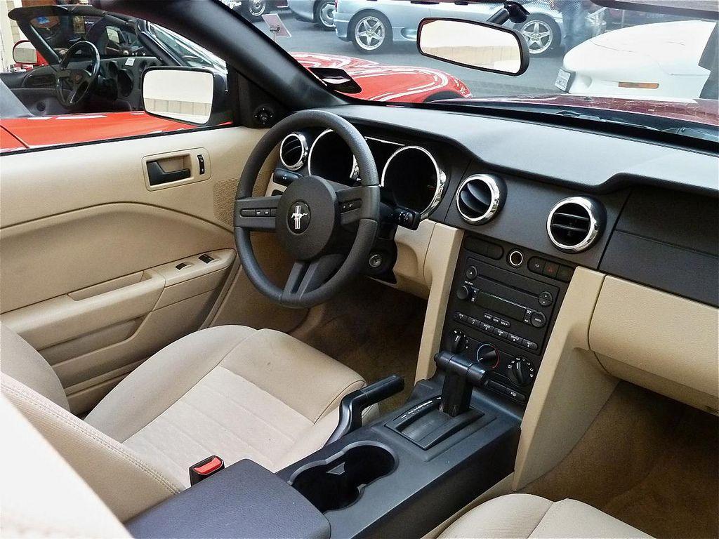 Ford Mustang Interior Mustang Interior Ford Mustang Interior