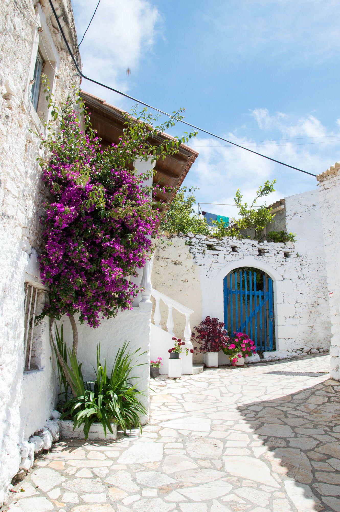 Afionas village, Corfu, Greece                                                                                                                                                                                 More