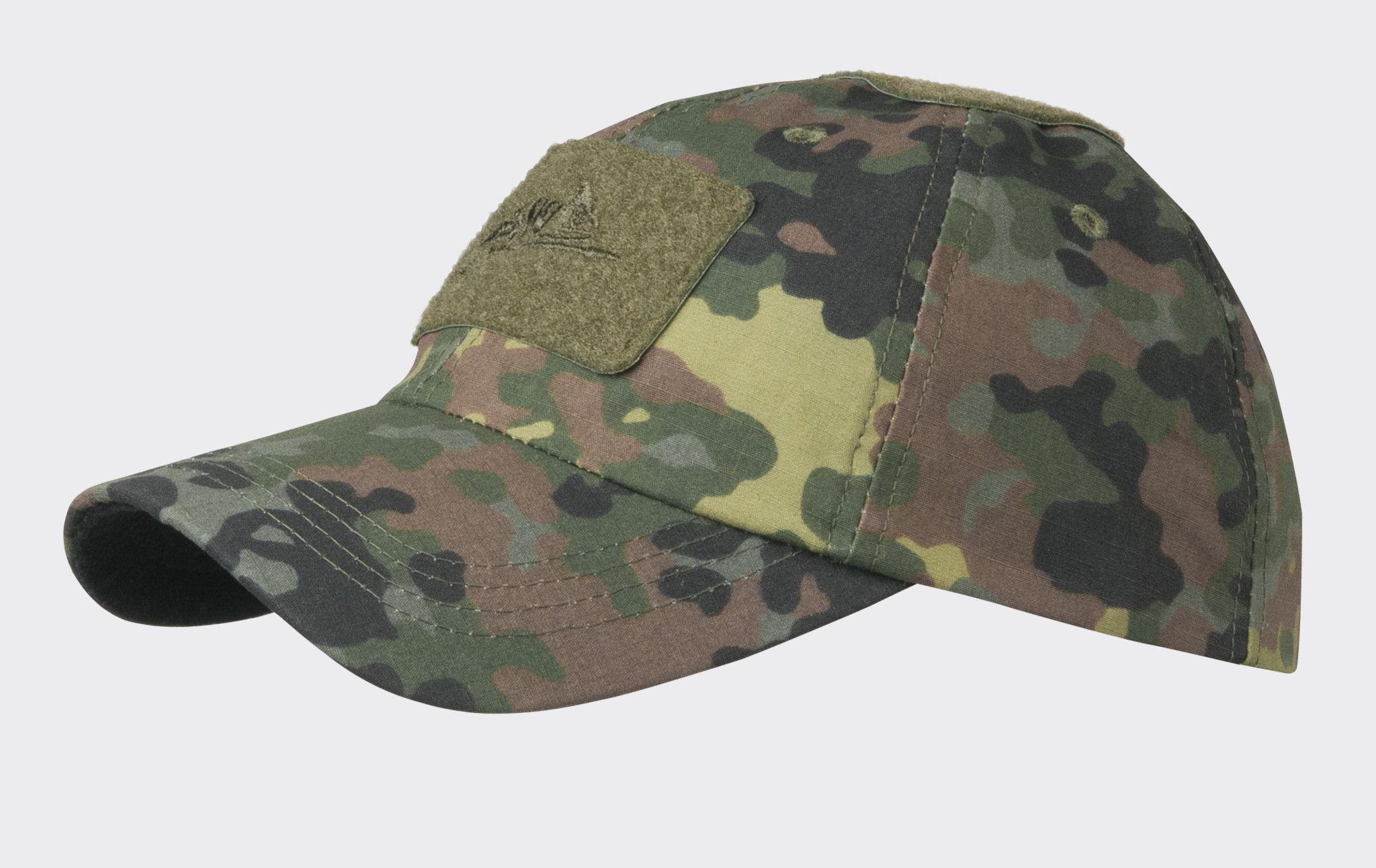 fec04552c Helikon Tactical Baseball cap Flecktarn Camo | Tactical Clothing ...