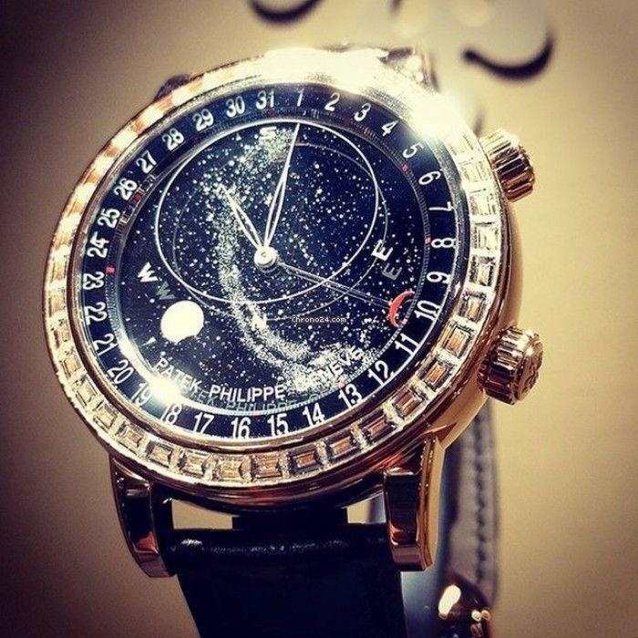0e44fa58222 Patek Philippe Grand Complications Celestial Relógios Rolex