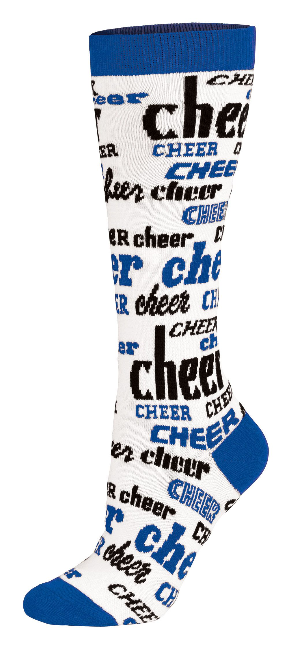 Chass/é Girls Chass/é Knee-High Nothing But Cheer Sock