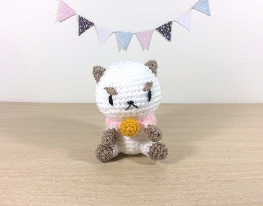 Amigurumi Totoro Receita : Receita original stitches amigurumi amigurumi