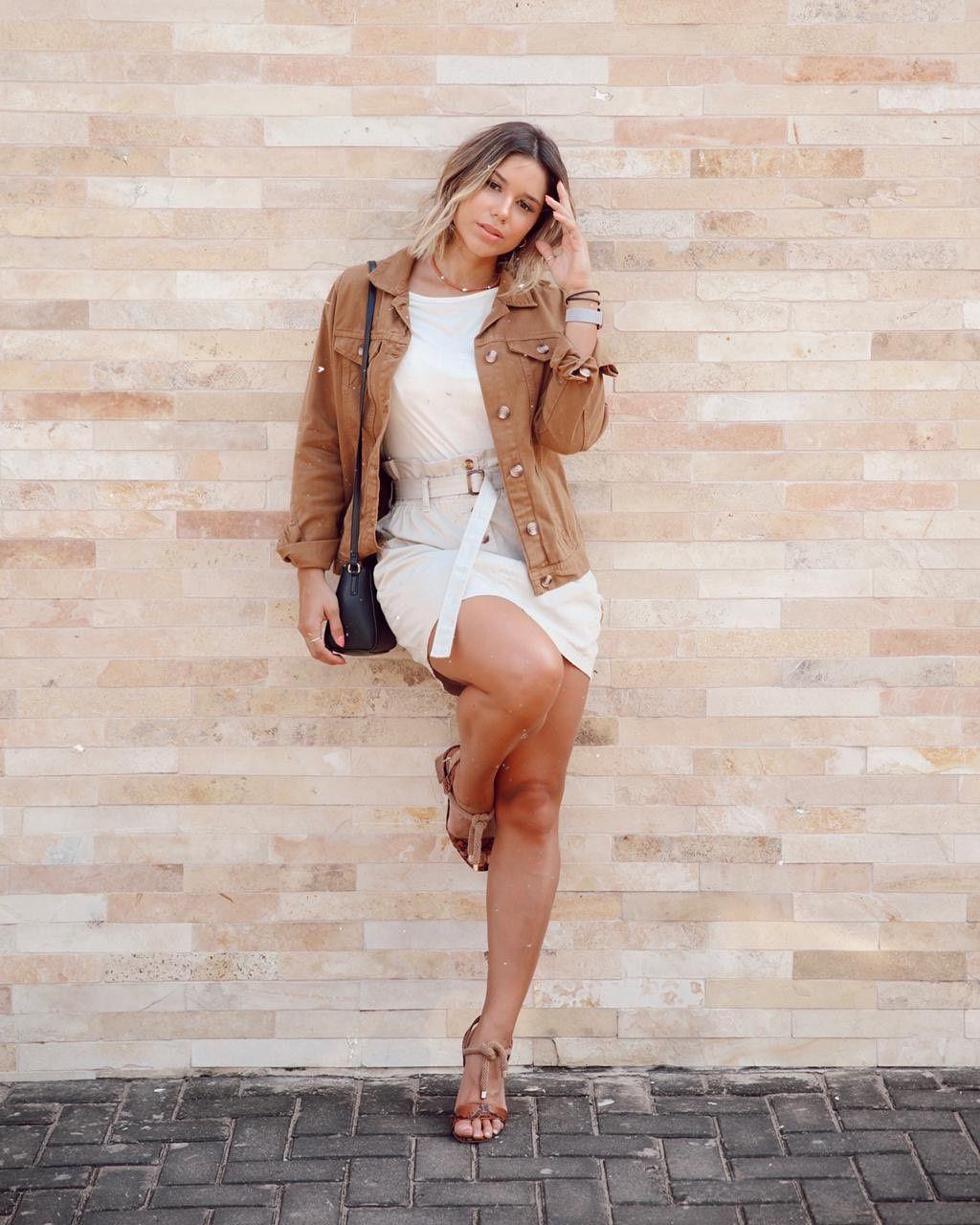 Gabi Pinho Com Look Marisa Proveieaprovei Vemprovar Com Imagens