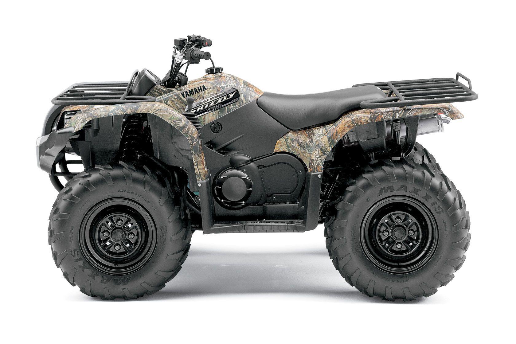 Yamaha Grizzly 450 >> Yamaha Grizzly 450 Auto 4x4 Off Grid Yamaha 4x4 Atv