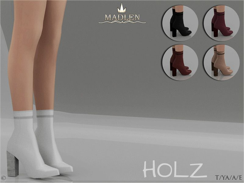 MJ95's Madlen Holz Boots