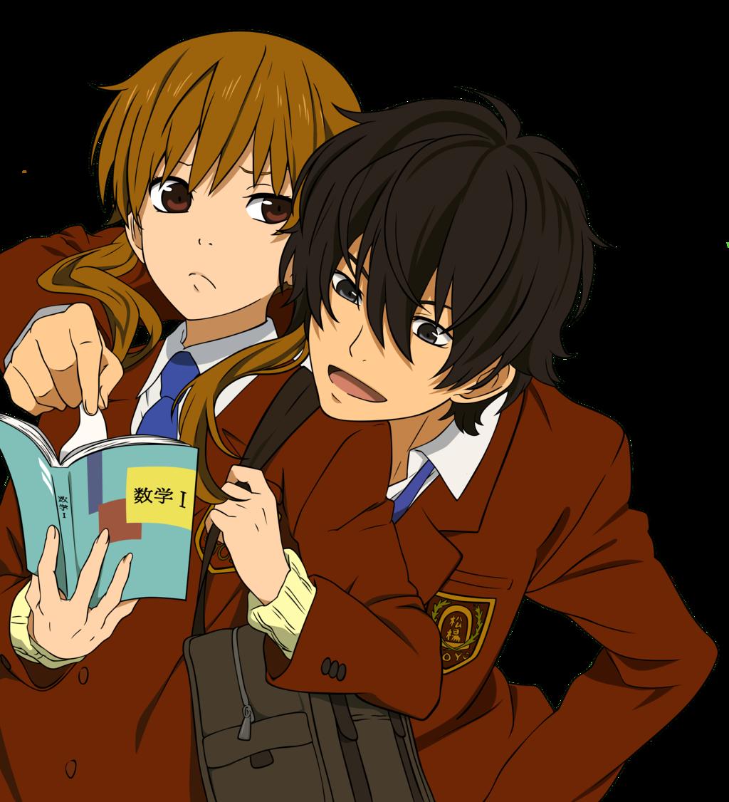 Shizuku and Haru by My little