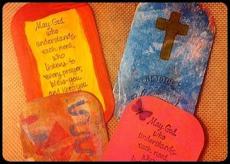 Tags made for Among Friends Senior Day Care Center in Chicago Illinois