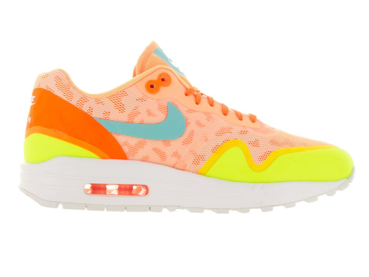 2e80598c17 NIKE WMNS Air Max 1 NS Womens Sneaker Orange 844982 800 Size:38 ** Click on  the image for additional details. (This is an affiliate link) # ...