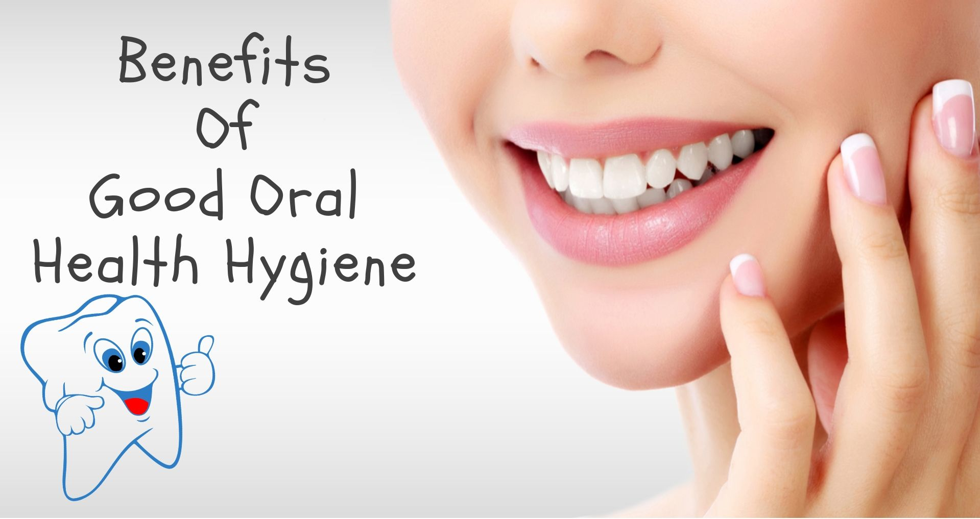 Brushing, flossing and rinsing with a fluoride content