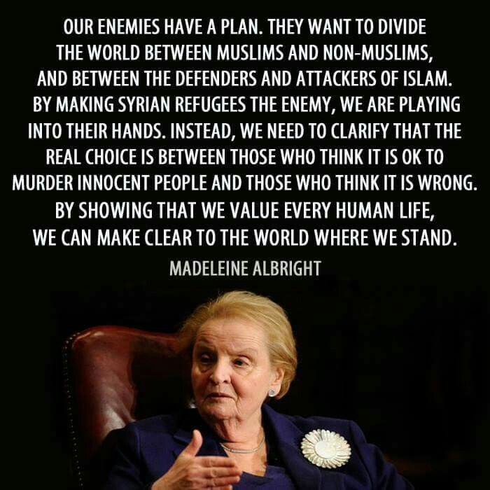 Madeleine Albright Quotes Captivating Madeleine Albright  Out Front Out Spoken  Pinterest  Madeleine .