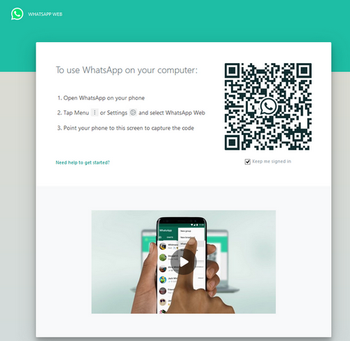 Whatsapp Login without Download See how to Sign in with