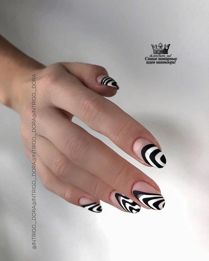 ШИКАРНЫЕ НОГТИ! Маникюр Дизайн ногтей 25 | VK | Nail Art в ...