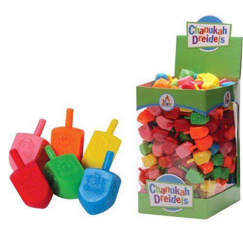 Medium Plastic Dreidels 100 Bag By Rite Lite Http