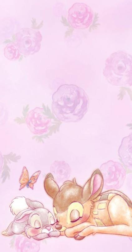 47 Ideas Wallpaper Disney Bambi Cute Disney Wallpaper Disney Wallpaper Disney Phone Wallpaper