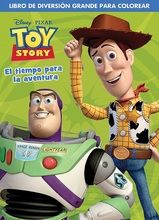 Toy Story Spanish 96 pg. Coloring Book - \