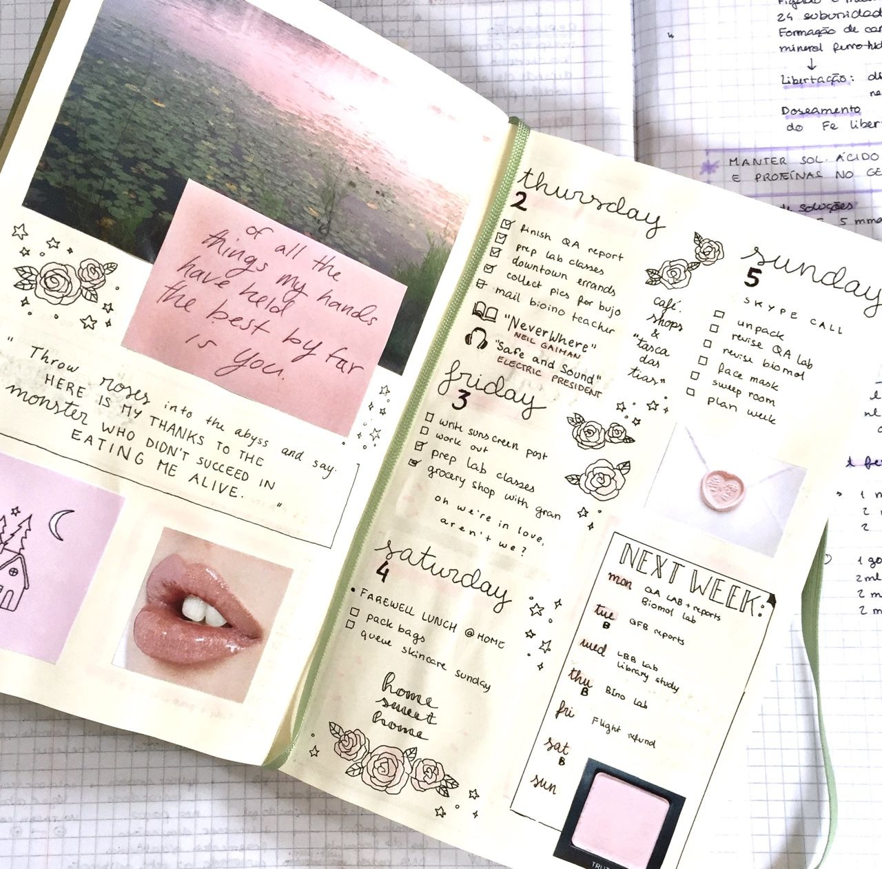 """birdkostudies: """"[ 03.03.17 ]  i caved and went back to bujo-ing… kinda feel bad because i'd gotten a really good planner and i don't want to simply abandon it so i'll find other uses for it but i..."""