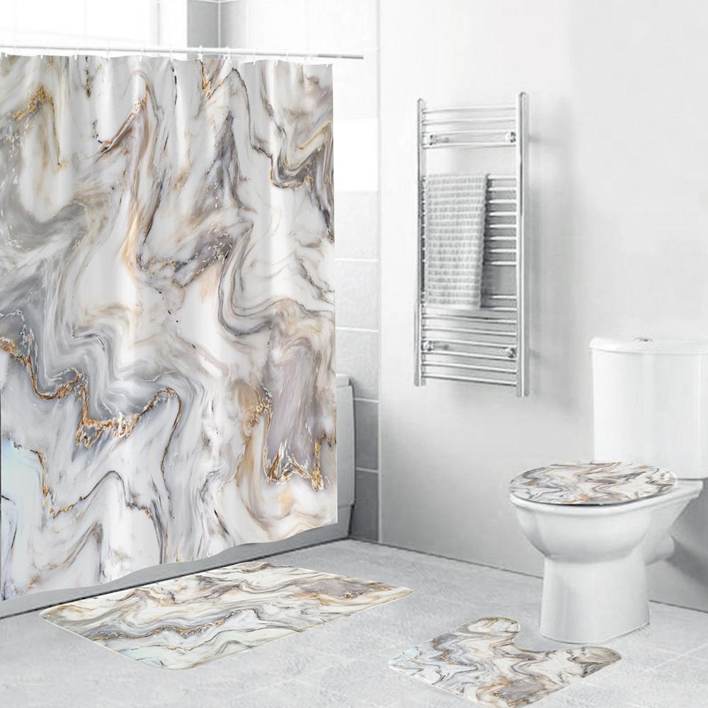 Pokupaj Umnee Zhivi Veselee Aliexpress Com Cheap Shower Curtains Toilet Covers Shower Curtain