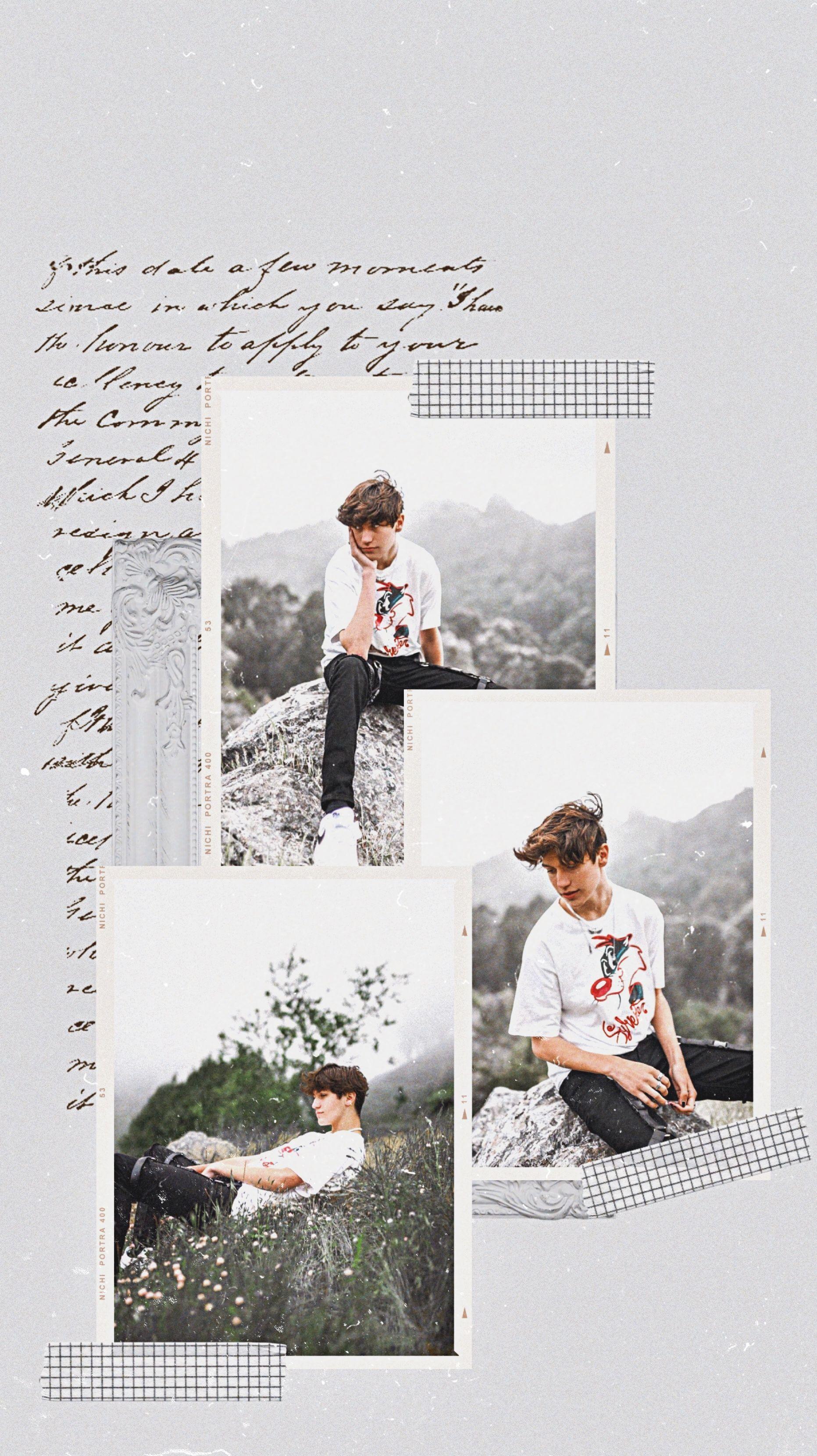 Chase Hudson Wallpaper Chase Hudson Polaroid Film