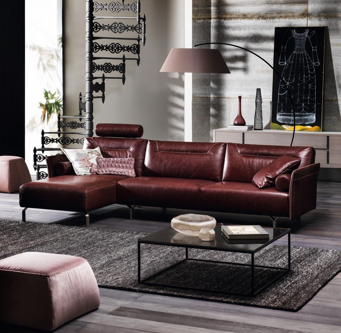 Tenore Sectional By Natuzzi Found At Furnitalia Com