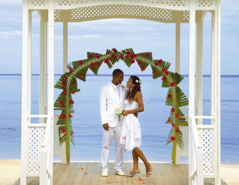 Hotel Riu Montego Bay 5 All Inclusive Check Out Wedding Packages