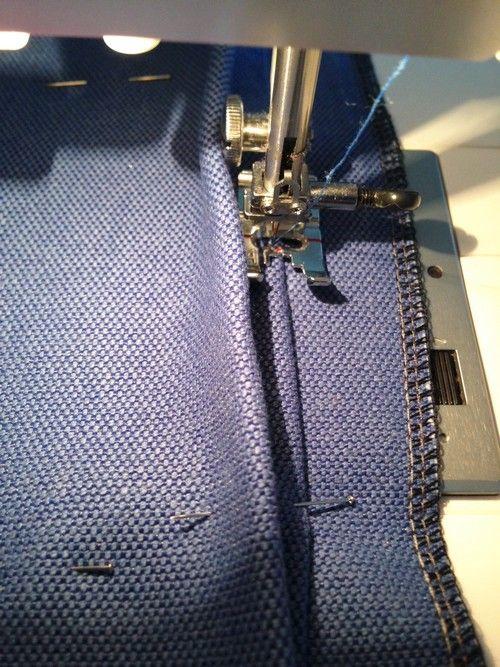 tuto sac dos pour la rentr e pinterest soufflet poche et coudre. Black Bedroom Furniture Sets. Home Design Ideas