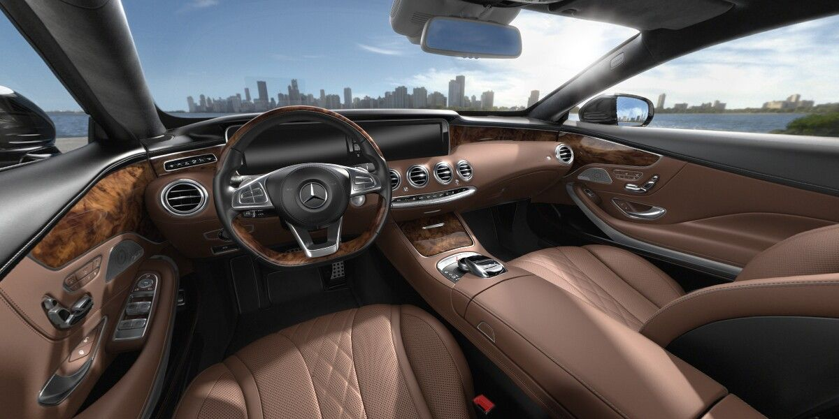 Build Your 2017 S550 4matic Coupe Mercedes Benz Mercedes