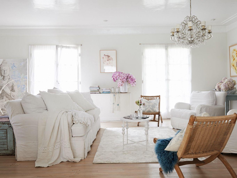 Rachel Ashwell Custom Shabby Chic Vintage Style Furniture  # Muebles Passione
