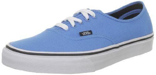 vans authentic blu