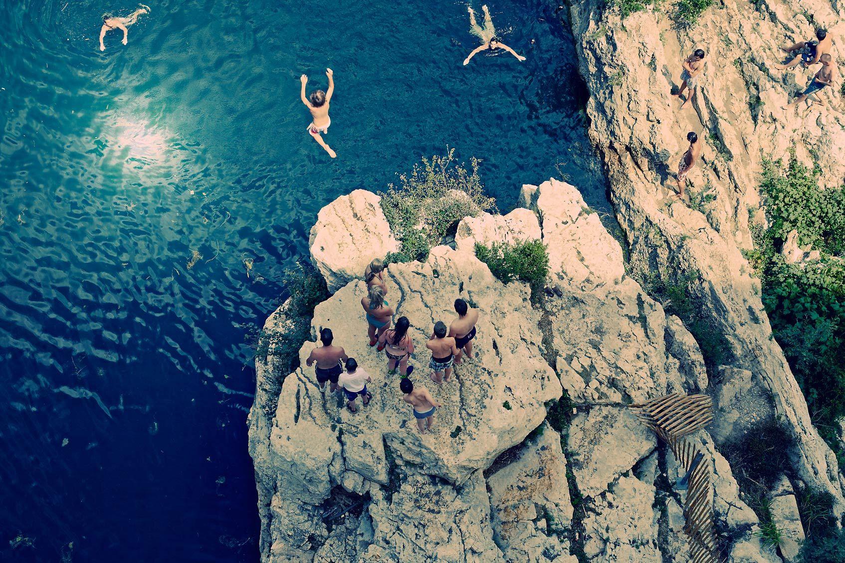 Pont du Gard | Beautiful river | Provence