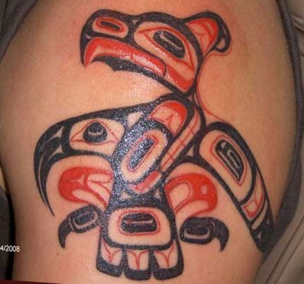 Indian Tribal Tattoos and Meanings | The Meaning of the Haida ...
