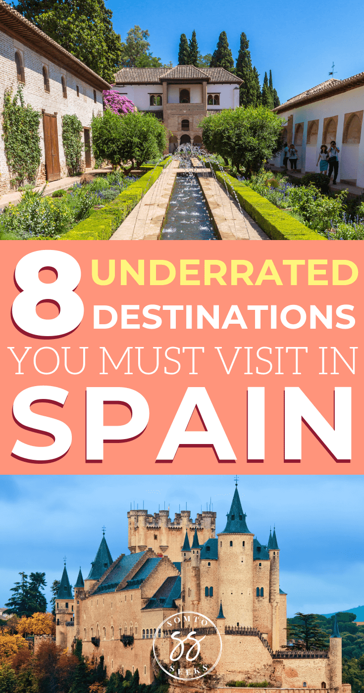 Photo of Discover 8 Underrated Cities in Spain To Visit in 2019