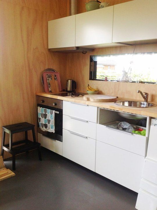 8 real life looks at ikea s metod kitchen cabinets for Lifestyle kitchen units