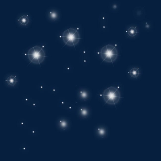 Light Effect Of White Meteor Shower Meteor Shower Light Effect Light