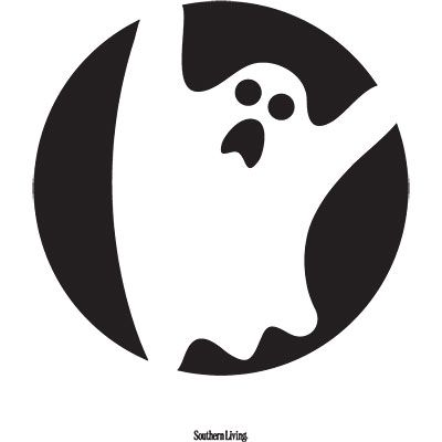 Scary Ghost Template 14 Easy Printable Pumpkin Carving Patterns – Pumpkin Carving Template