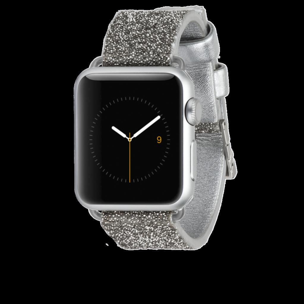 Apple Watch 38mm Silver Brilliance crystal Apple Watch