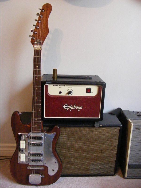 1960s teisco kawai hound dog taylor guitar favorite music groups rh pinterest com 120V Electrical Switch Wiring Diagrams Guitar Input Jack Wiring Diagram